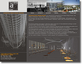 ARCHITECTURA GROUP INC