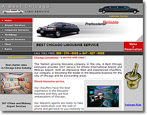 BEST CHICAGO LIMO