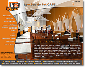 LOW FAT NO FAT CAFE
